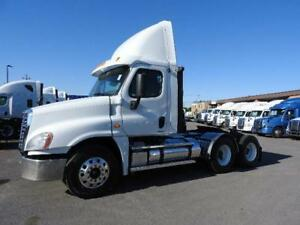 Freightliner cascadia 2012 day cab