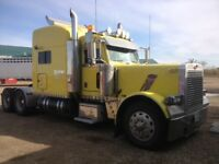 Professional Truck Driver Wanted