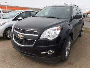 2013 Chevrolet Equinox 2LT AWD, PST paid, leather seats, power s