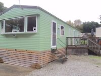Cheap static caravan St Minver, Nr Rock, Padstow, Port Issac, Cornwall, NO SITE FEES UNTIL 2018
