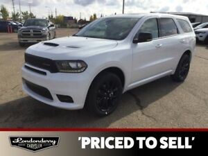 2018 Dodge Durango GT AWD                  PERFORATED LEATHER SE
