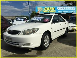 2003 Toyota Camry ACV36R Altise White 4 Speed Automatic Sedan Kogarah Rockdale Area Preview