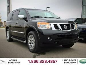 2015 Nissan Armada Platinum - Local One Owner Trade In | No Acci
