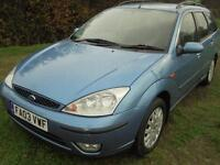 Ford Focus 1.6 i 16v Ghia 5dr SERVICE HISTORY AUTO