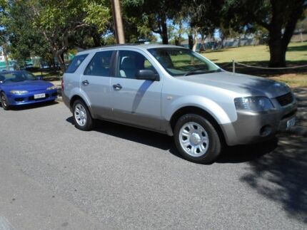 2005 Ford Territory SX TX Silver 4 Speed Sports Automatic Wagon Somerton Park Holdfast Bay Preview