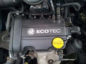 corsa ecotec gearbox breaking for parts