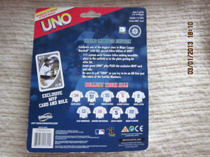 NEW Collectible Limited Edition MLB Ichiro Uno Cards London Ontario image 2