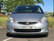 2007 Honda Jazz GD VTi Silver Constant Variable Hatchback Mount Druitt Blacktown Area Preview