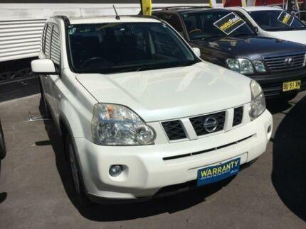 2008 Nissan X-Trail T31 TS White 6 Speed Manual Wagon Parramatta Parramatta Area Preview
