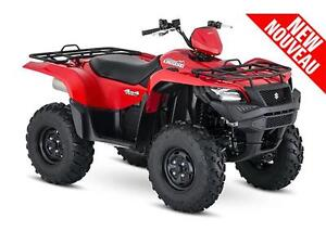 2016 Suzuki KingQuad 750 AXi Power Steering