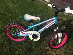 """Supercycle Valley 16"""" girls bike"""