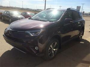 2017 Toyota RAV4 AWD XLE **Dealer Demo Save $2400**