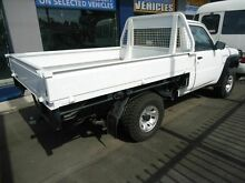 2008 Nissan Patrol GU 6 MY08 DX White 5 Speed Manual Cab Chassis Embleton Bayswater Area Preview