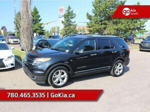 2015 Ford Explorer LIMITED; AWD, 7 PASSENGER, LEATHER, FRONT/MID