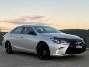 2016 Toyota Camry ASV50R RZ Sedan 4dr Spts Auto 6sp 2.5i Silver Sports Automatic Sedan Blacktown Blacktown Area Preview