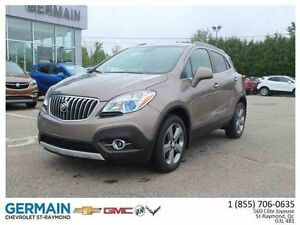 2013 BUICK ENCORE AWD LEATHER