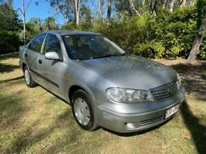 2004 Nissan Pulsar N16 S2 Q Sedan 4dr Auto 4sp 1.8i Silver Automatic Sedan Sheldon Brisbane South East Preview