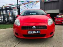 2006 Fiat Punto DYNAMIC Dynamic 5 Speed Manual Hatchback Brooklyn Brimbank Area Preview