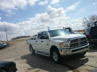 2011 Dodge Power Ram 2500 SLT 4X4 Pickup Truck