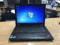 Lenovo ThinkPad T410i Core i5 2.27GHz 4GB 250GB HDD Webcam Win 7 Laptop