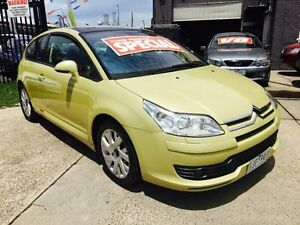 2005 Citroen C4 VTS VTS 5 Speed Manual Coupe Brooklyn Brimbank Area Preview
