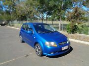 2006 Holden Barina TK Blue 5 Speed Manual Hatchback Clontarf Redcliffe Area Preview