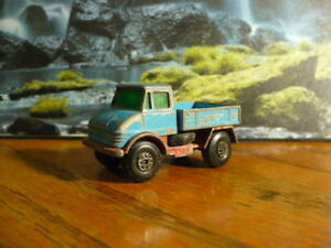 vintage matchbox Unimog lesney Made in England No 49