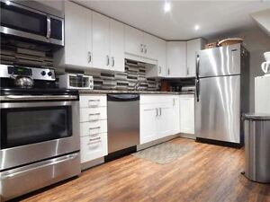 Nicely Renovated Bright One Bedroom Basement Apartment