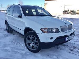 2006 BMW X5 4.4i, option M
