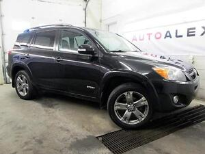 """2011 Toyota RAV4 Limited SPORT V6 4X4 CUIR TOIT OUVRANT MAGS 18"""""""