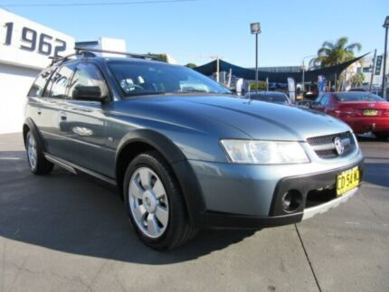 2006 Holden Adventra VZ MY06 SX6 Odyssey 5 Speed Automatic Wagon Clyde Parramatta Area Preview
