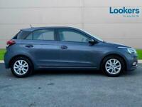 2016 Hyundai i20 1.2 Se 5Dr Hatchback Petrol Manual