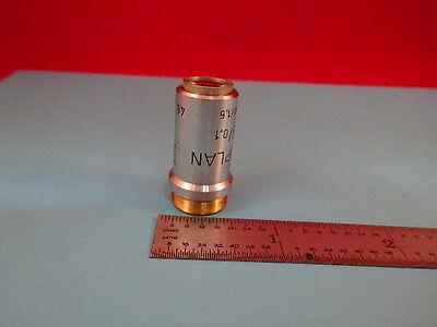 Zeiss Germany Objective Epiplan 5x Microscope Part Optics R3-a-20