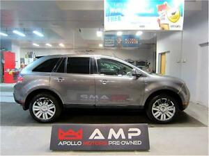 2009 Lincoln MKX AWD NAV TNX PKG Premium Chrome PKG Newer Tires
