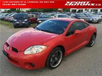 2006 Mitsubishi Eclipse GS! A/C! Power Options! 5 Speed!