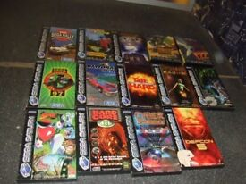 £££ cash paid - I am looking for a SEGA SATURN collection. Games, console, and accessories.
