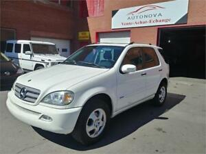 ***2005 MERCEDES ML350***SPECIAL EDITION/ PROPRE/514-994-4887.