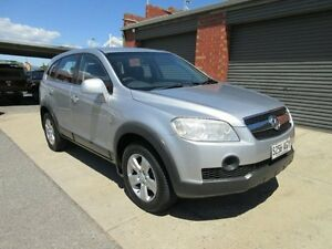 2007 Holden Captiva CG SX (4x4) Silver 5 Speed Manual Wagon Holden Hill Tea Tree Gully Area Preview
