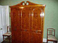 Charles Barr Large wardrobe