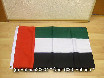 Fahnen Flagge Vereinigte Arabische Emirate - 60 x 90 cm