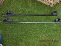Roof Bars & Thule Footpack (lockable)