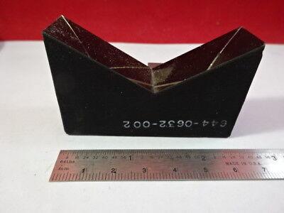 Optical Mil Spec Glass Prism Laser Optics As Pictured 92-52