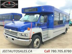 2008 Chevrolet CC5500 24 Passanger Bus ( 3 to Choose From)