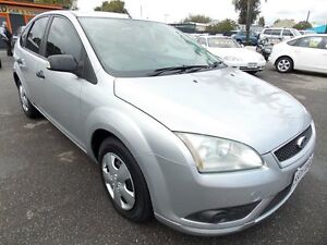 2008 Ford Focus LT CL Silver 4 Speed Sports Automatic Hatchback Enfield Port Adelaide Area Preview