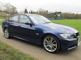 2007 (57) BMW 320 2.0TD d M Sport ***FINANCE ARRANGED***