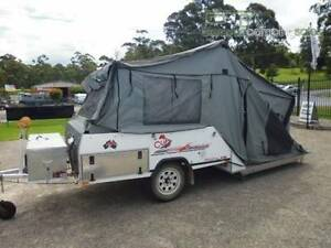 2009 Cub Supamatic Camper trailer PRICE DROPPED! Eden Bega Valley Preview