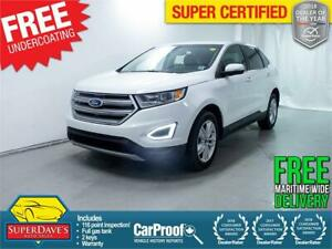 2015 Ford Edge SEL AWD *Warranty* $134 Bi-Weekly OAC