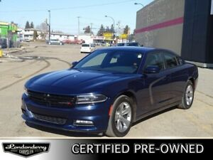 2017 Dodge Charger SXT Accident Free,  Heated Seats,  Sunroof,