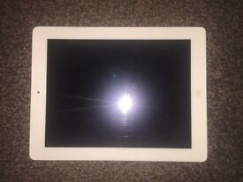 White 2nd generation iPad for sale - used but in great condition - open to offers