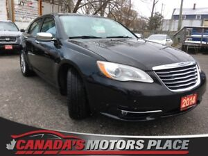 2014 Chrysler 200 Limited Limited CLEAN, MEDIA CENTRE , BT, USB,